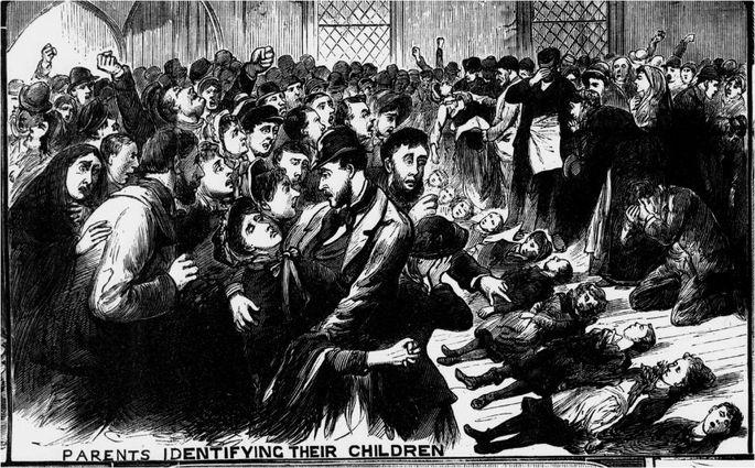 1883 gada 16 jūnijā Viktorijas... Autors: ĶerCiet Rotaļlietas, pūlis un 183 upuri: Viktorijas zāles traģēdija