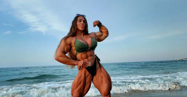 Autors: Fosilija Kad sievas muskuļi ir lielāki nekā vīra muskuļi (15 fotoattēli)