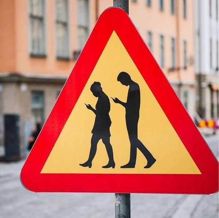 Ceļazīme ko varētu ieviest... Autors: Lestets 19 iemesli, kāpēc Zviedrija ir no citas pasaules