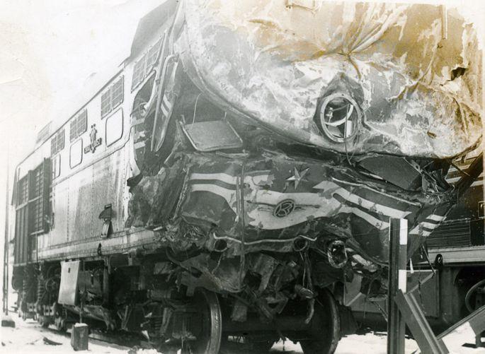 Lai izmeklētu avārijas cēloņus... Autors: ĶerCiet Noklusētā katastrofa: Kā nolaidība uz dzelzceļa pirms 45 gadiem izdzēsa teju 50