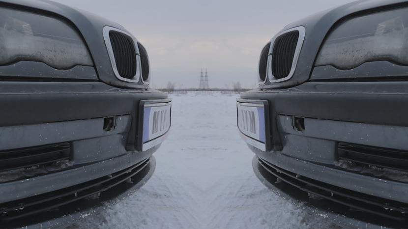 Beigu beigās kopsummā pēc 8... Autors: MyPlace Tautā sauktais WinterBeater, jeb Ziemas misene / BMW 325i