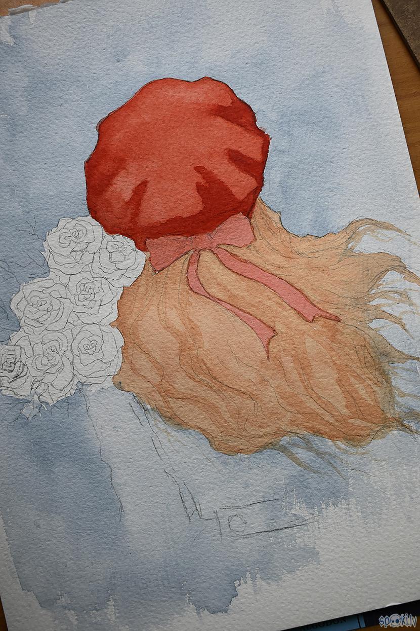 Autors: Madder Februāris (No skices līdz krāsai)