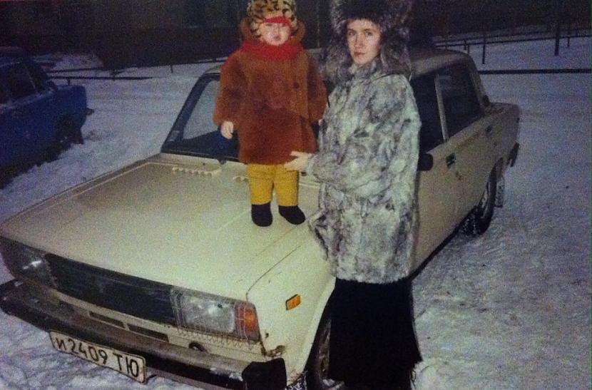 Diezgan tipiska 90to gadu... Autors: Lestets Kā tas bija: 90-tie gadi Krievijā