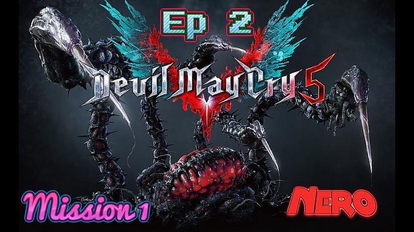 Autors: Fosilija Devil May Cry Ep2 - M01 - Nero