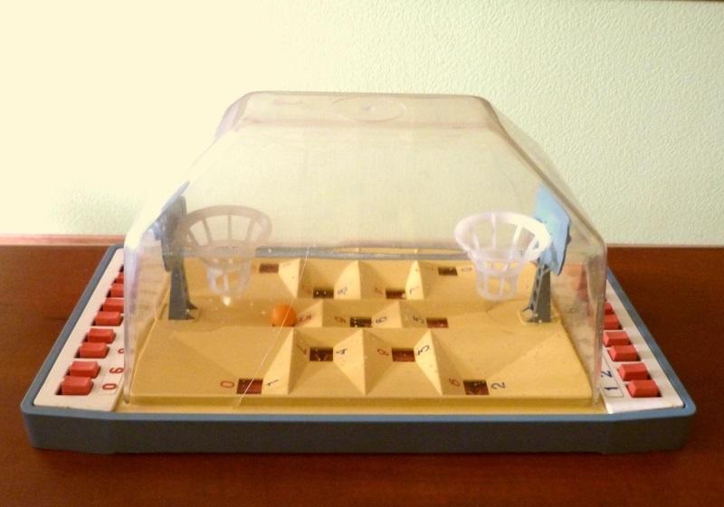 BasketbolsScaronī spele ir... Autors: matilde 20 padomju laiku galda spēles, par kurām sapņoja visi bērni