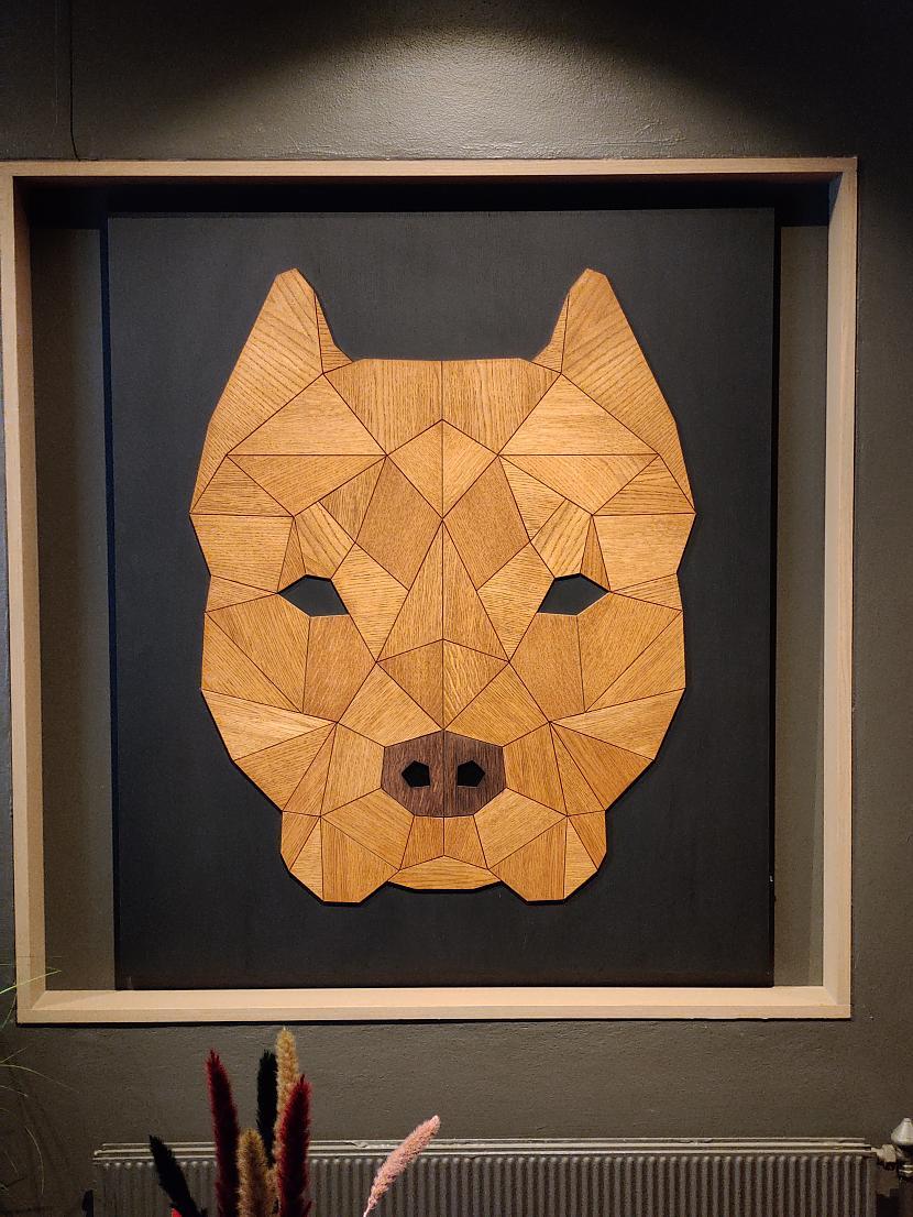 Klātienē izskatās perfekti  Autors: diedelnieks123 Suns