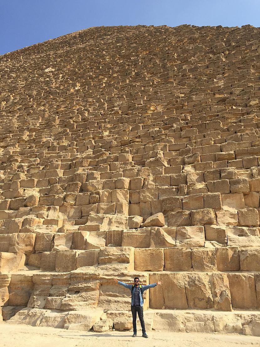 Patiesais Gīzas piramīdas... Autors: The Diāna 20 fakti, kuri tevi pārsteigs
