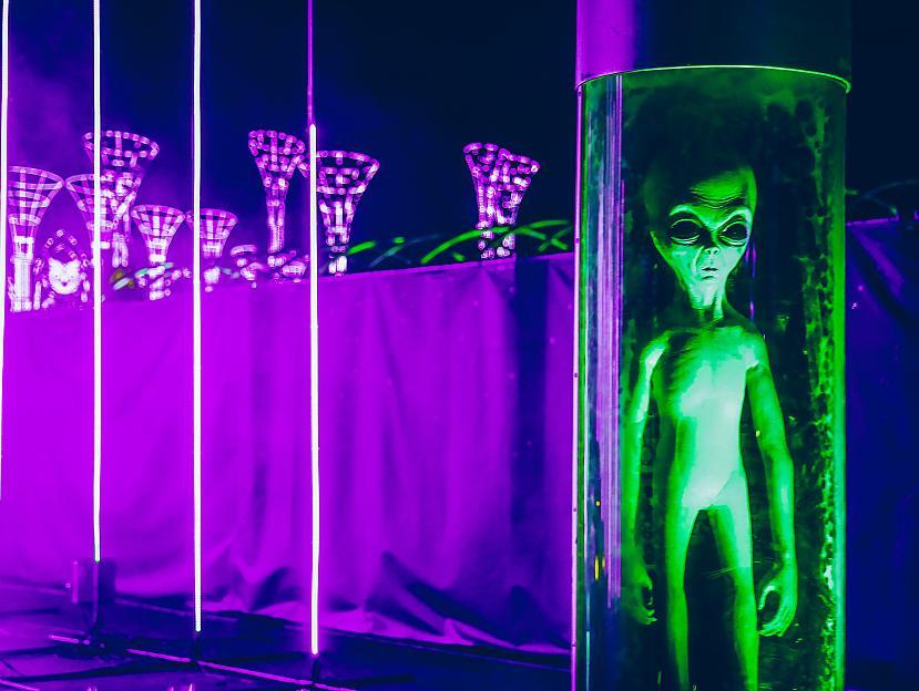 Vai citplanētiescaroni mēģina... Autors: matilde Piecas pārsteidzošas teorijas par citplanētiešiem