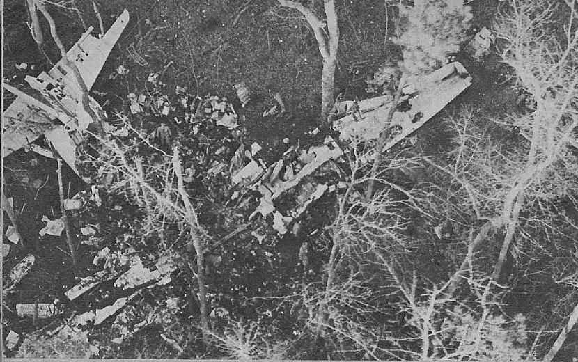 Capital Airlines reiss 20... Autors: Plane Crash central Komerciālo lidaparātu katastrofu bildes (1960.g - 1967. g)