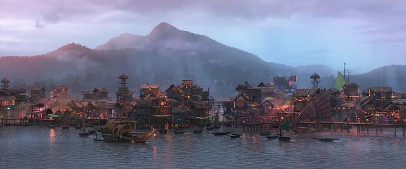 Vizuālais segmentsDisney... Autors: Hellsing Raya and the Last Dragon - Avatar 2.0?