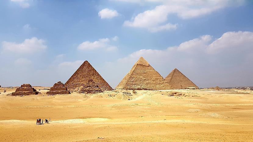 Arheoloģiskā brīnuma ... Autors: matilde Senās Ēģiptes lielākās mistērijas