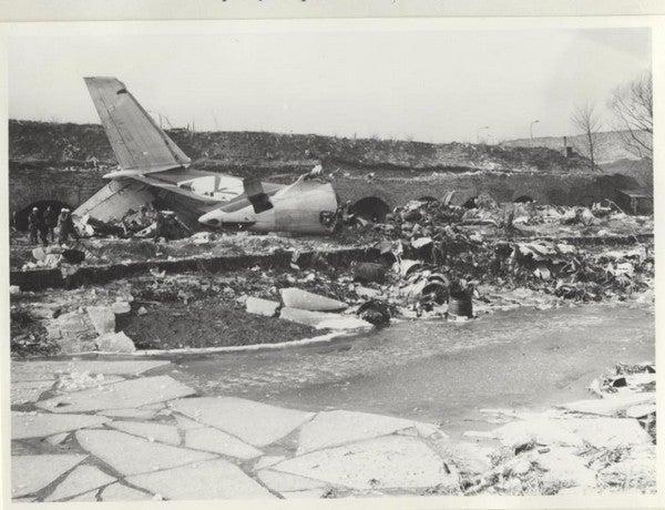 LOT Polish Airlines reiss 7... Autors: Plane Crash central Komerciālo lidaparātu katastrofu bildes (Astoņdesmitie) 1980.-1985.g