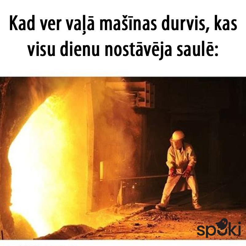 Autors: matilde 12 trāpīgas memītes par karstuma vilni Latvijā
