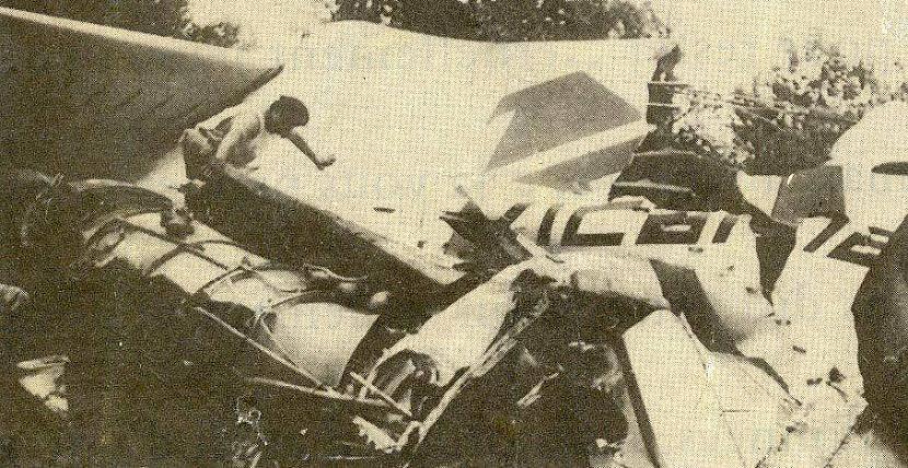 Mexicana reiss 940 1986gada... Autors: Plane Crash central Komerciālo lidaparātu katastrofu bildes (Astoņdesmitie) 1986.-1989.g