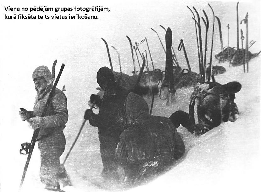 """Telts tiek uzslieta lēzenā... Autors: ottokaars DJATLOVA PĀREJA, bez """"buļļa mēsliem""""... 2.daļa"""
