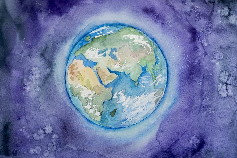 Pētījumā kas publicēts... Autors: matilde Pirms diviem miljardiem gadu izmira 99% Zemes dzīvības