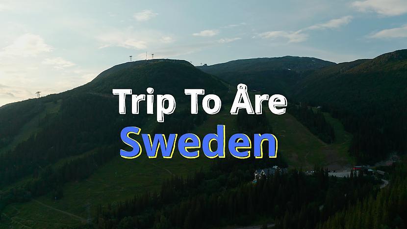 Autors: Ansis Blumbergs Ceļojums uz Zviedriju ar velosipēdu!