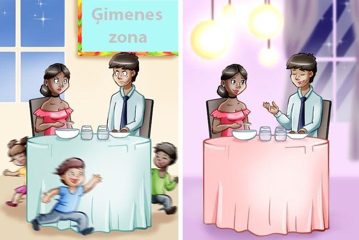 Bērni restorānāIr ģimenēm... Autors: Lestets 9 veidi, kā tikt galā ar svešiem bērniem, kuri slikti uzvedas