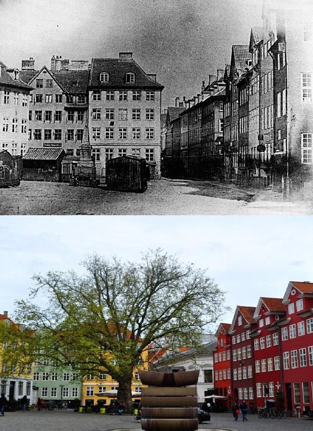 Vecākā zināmā fotogrāfija no... Autors: Lestets Toreiz un tagad: Kā laika gaitā ir mainījušās šīs vietas?